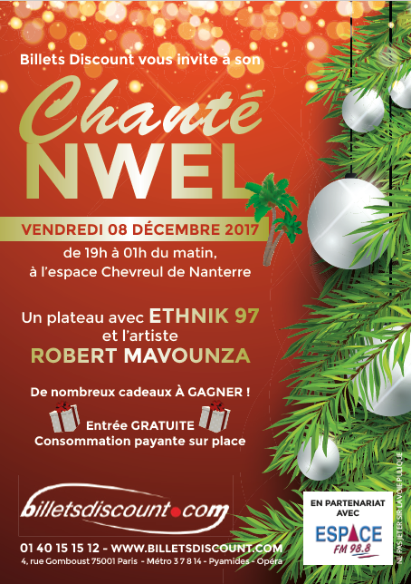 Affiche Chanté Noel