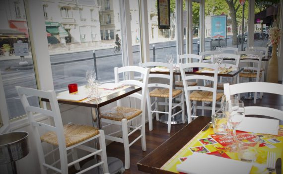 La Créole Montparnasse salle