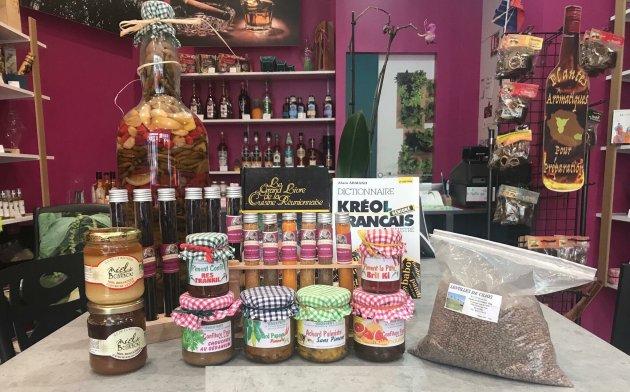 Passion Épices, l'épicerie réunionnaise